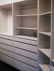 fitted drawers